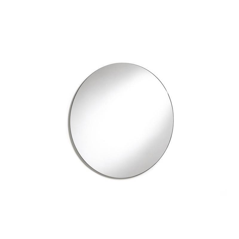 Espejo roca luna circular materiales de f brica for Espejo circular