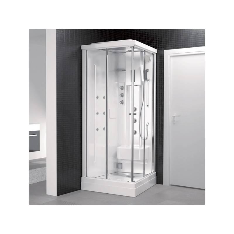 Cabina avantage hidrosauna materiales de f brica - Cabina ducha rectangular ...