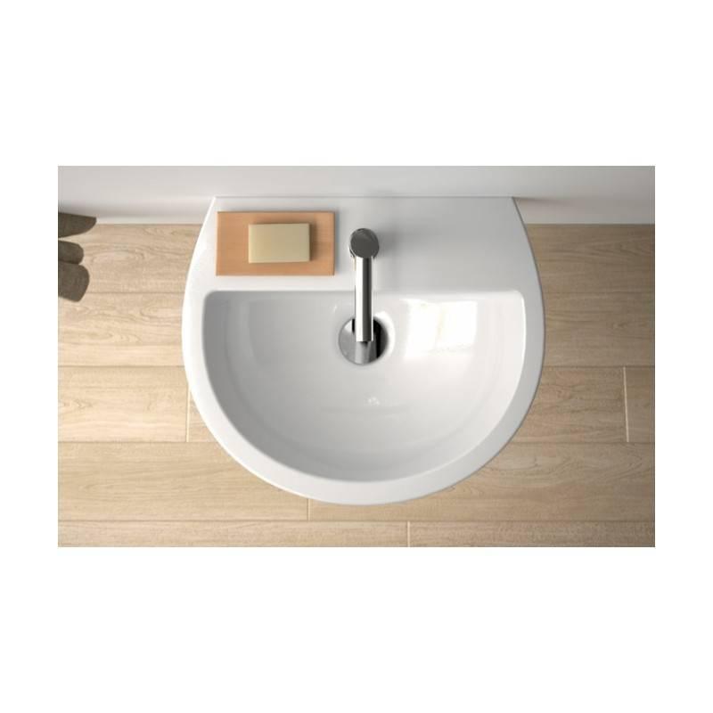Lavabo con pedestal easy 50 materiales de f brica for Lavabo con pedestal