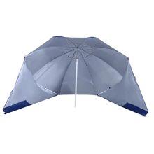 Parasol tienda de campaña color azul Outsunny