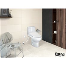 Inodoro completo Multiclean horizontal Victoria Roca