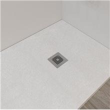 Plato de ducha blanco 70cm SolidStone Aquavit