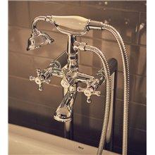 Conjunto grifo para bañera y ducha bimando Carmen Roca