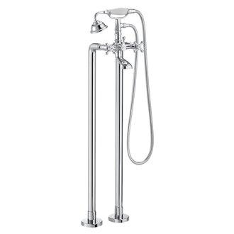 Conjunto grifería de bañera y ducha Carmen Roca