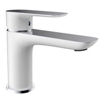 Grifo de lavabo Cassio blanco de GME