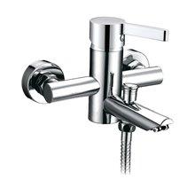 Conjunto de ducha y bañera Fussion de GME