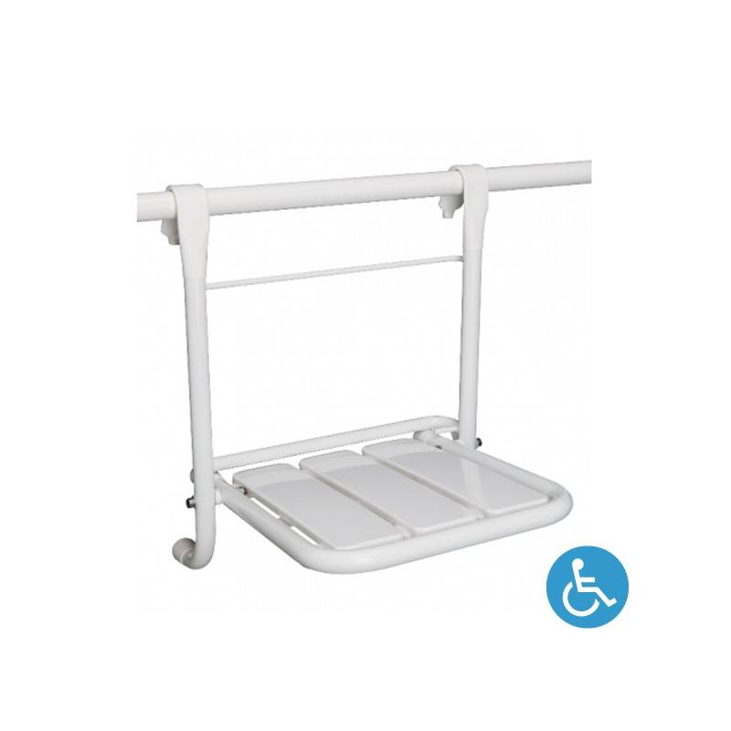 Asiento de ducha abatible wccare materiales de f brica for Asiento para ducha abatible