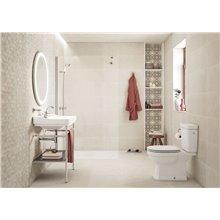 Estructura base con lavabo 80cm Carmen Roca