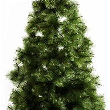 Árbol de Navidad grande y realista 210cm Homcom