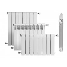 Radiador de aluminio 8 elementos DUBAL 60 BAXI
