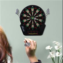 Diana electrónica digital con 27 juegos Homcom