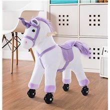 Unicornio mecánico para cabalgar de color...