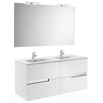 Mueble Pack blanco 120cm Victoria-N Roca