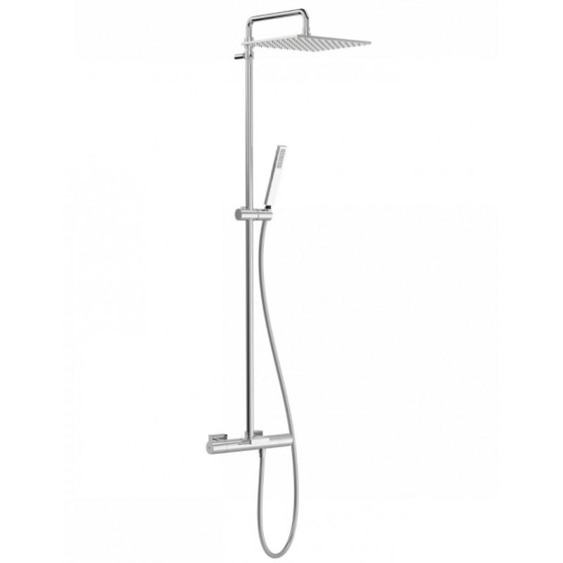 Conjunto de bañera-ducha termostática PROJECT TRES