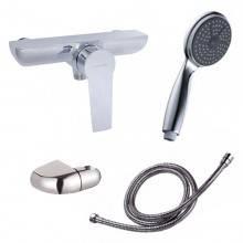 Grifo de ducha con kit de ducha Agora