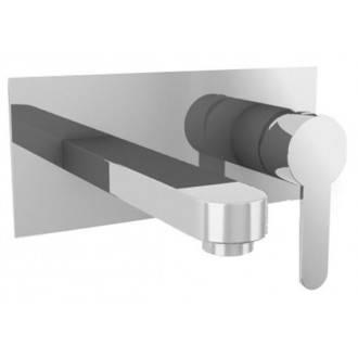 Grifo de pared para lavabo Artic Urban