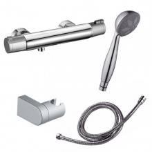 Grifo termostático ducha Nine Urban con kit de ducha