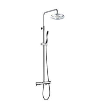 Columna de ducha termostática extensible Nine