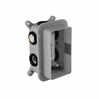 Caja de registro de ducha termostática empotrada de 2 o 3 vías