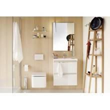 Mueble con lavabo resina 60cm Antracita B-Box...