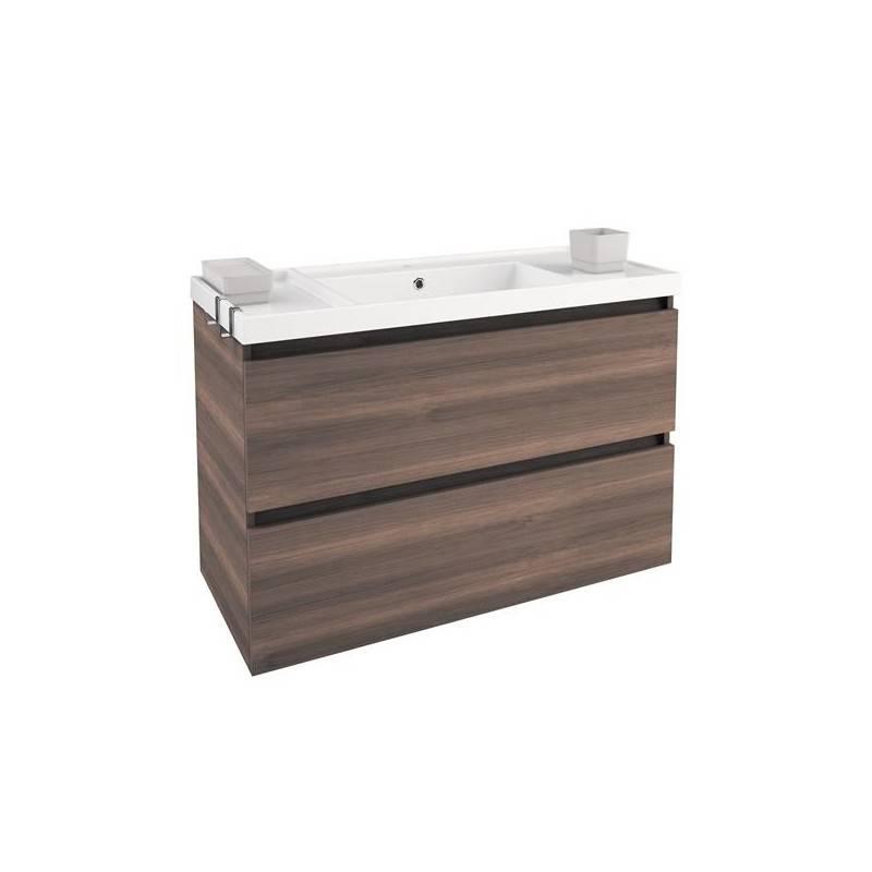 Mueble b resina 100cm fresno materiales de f brica - Mueble de resina para exterior ...