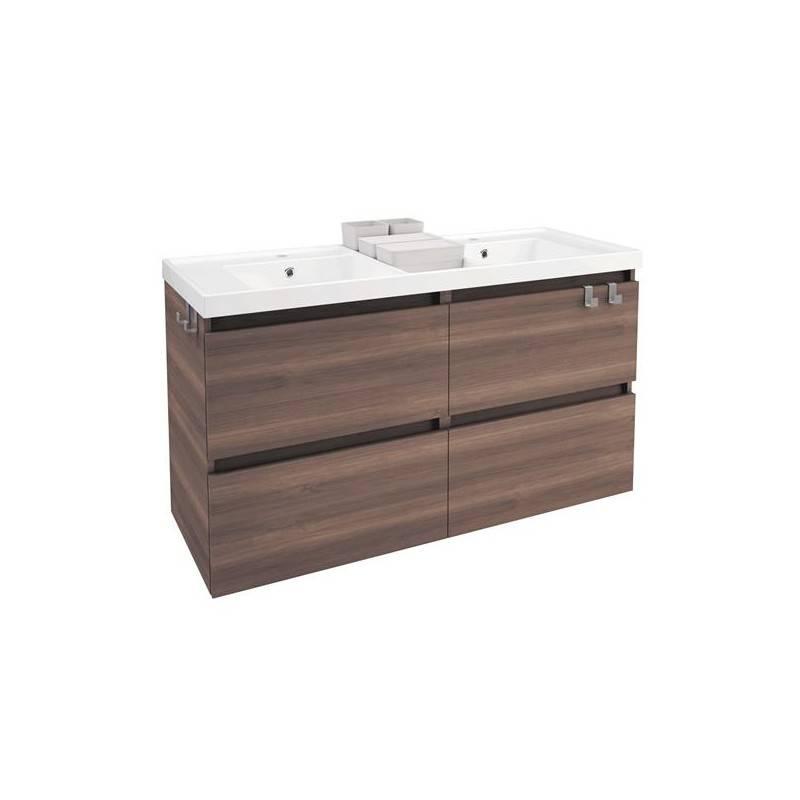 Mueble b resina 120cm fresno materiales de f brica - Mueble de resina para exterior ...