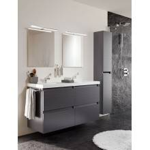 Columna de baño Antracita B-Box BATH+