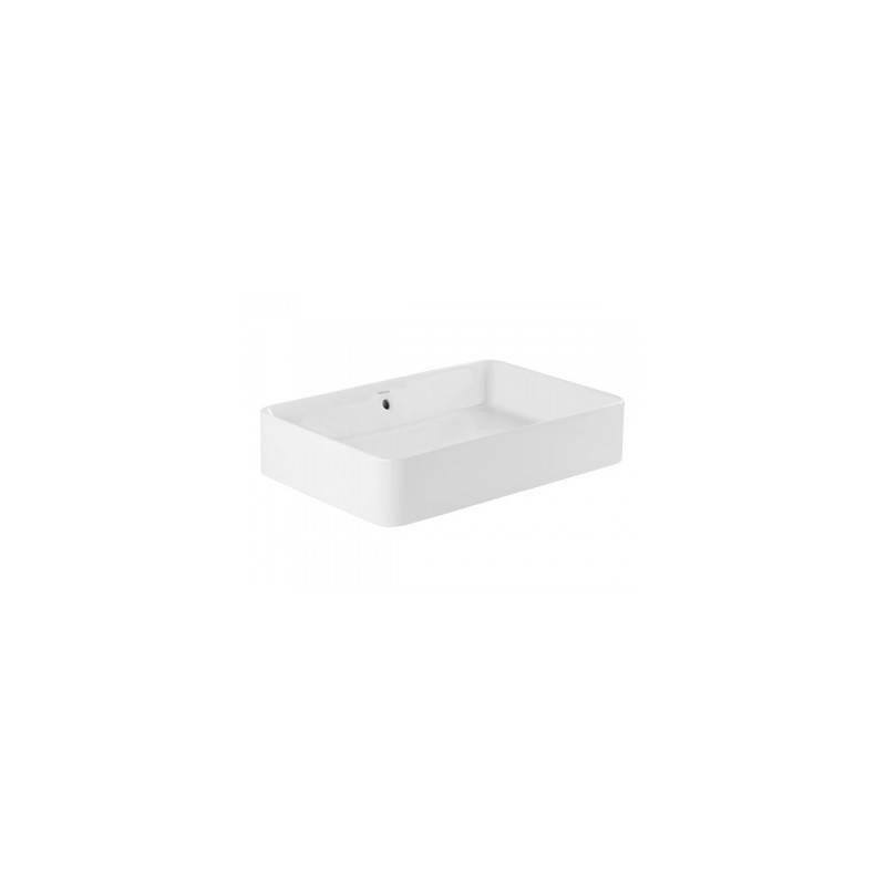 Lavabo rectangular Sanlife 60x40