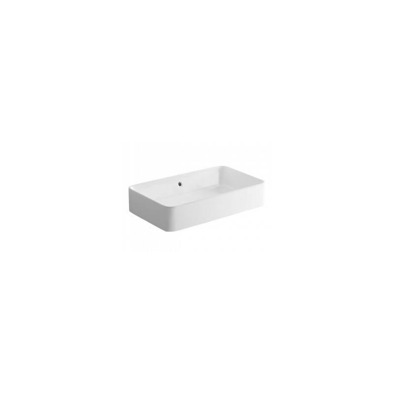 Lavabo rectangular Sanlife 60x35