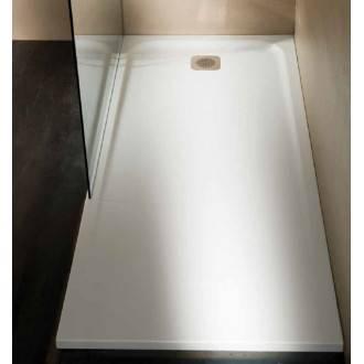 Plato de ducha Silk Blanco b10