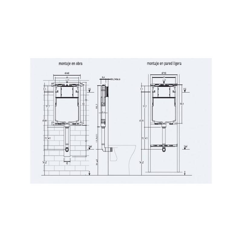 Cisterna empotrada anadyr 98324 materiales de f brica for Cisterna empotrada