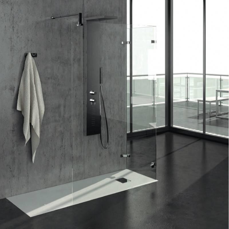 Plato de ducha pizarra tegler materiales de f brica for Platos de ducha de resina a medida