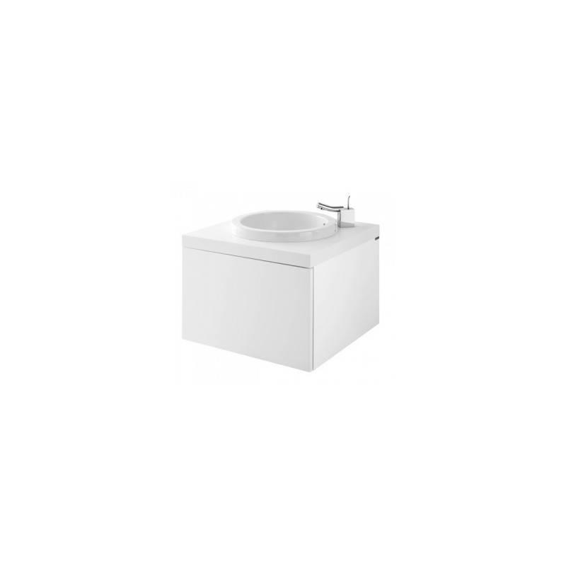 Wca encimera 60 para lavabo de encastrar con mueble - Lavabos para encastrar ...