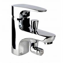 Grifo de bañera Habana Xtreme conjunto de ducha opcional