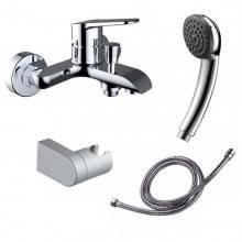 Grifo para bañera Start Elegance con kit de ducha opcional
