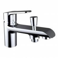 Grifo de repisa para bañera Start Elegance con kit de ducha opcional