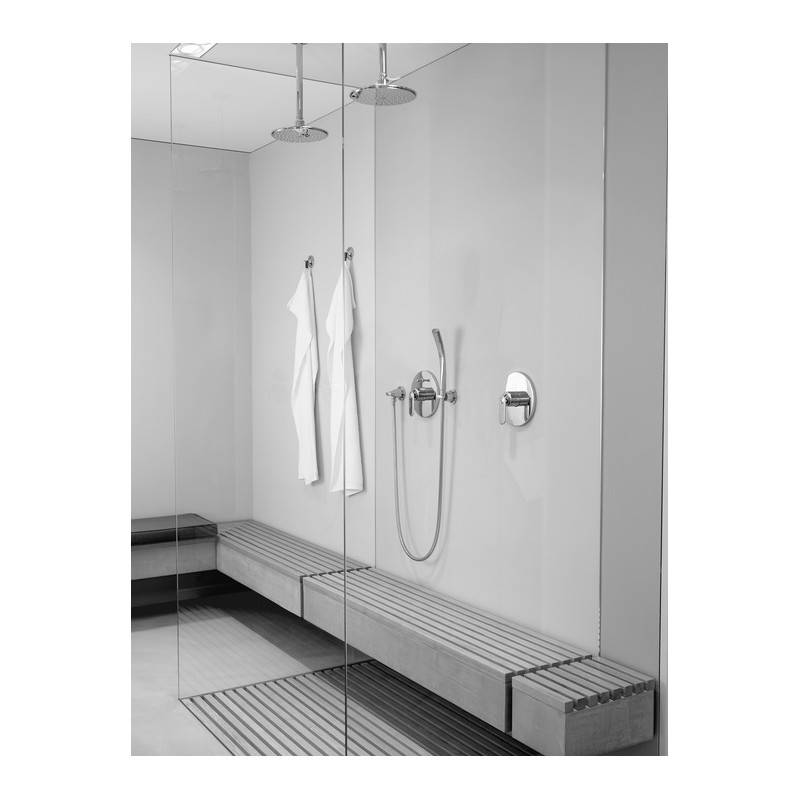 Grifo monomando de ducha grohe veris circular materiales for Monomando para ducha
