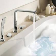 Grifo combinación monomando para baño y ducha Grohe Veris
