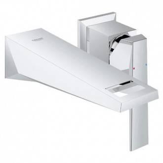 Grifo Monomando de lavabo mural S Grohe Allure Brilliant