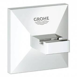 Colgador de base cuadrada Grohe Allure Brilliant