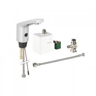 Grifo electrónico ecológico Geberit186 c/ mezclador