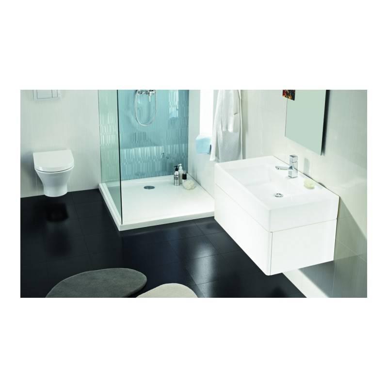 Lavabo sobre mueble gala casual 60 x 47 5 cm materiales for Lavabos sobre mueble