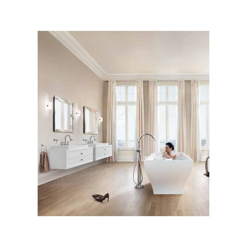 Grifo para ba o y ducha exento grohe grandera 23318000 - Grifos para bano ...