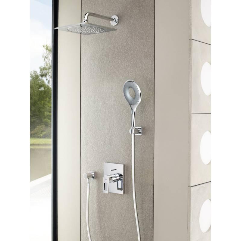 Grifo empotrado de ducha grohe quadra materiales de f brica - Grifo de la ducha ...