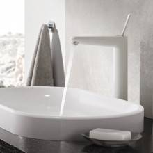 Grifo de lavabo XL Moon White Grohe Eurodisc Joy