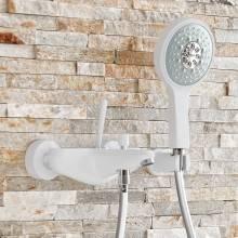Grifo para baño y ducha Moon White Grohe Eurodisc Joy