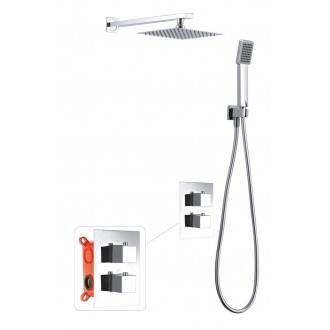 Conjunto termostático de ducha Imex Cíes