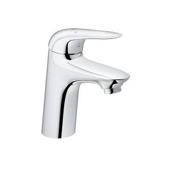 Grifo lavabo S Liso de palanca sólida Grohe Eurostyle