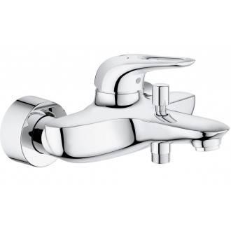 Grifo baño y ducha de palanca con hendidura Grohe Eurostyle