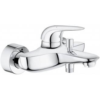 Grifo baño y ducha de palanca sólida Grohe Eurostyle